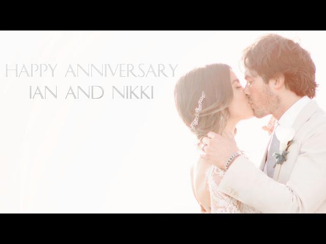 Ian Somerhalder Nikki Reed - L O V E