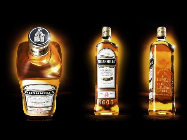 Виски Бушмилс. Bushmills irish whiskey. (старый оскол)