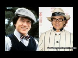 Jackie Chan before and after