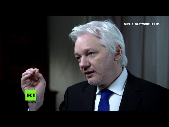 RT Exklusiv: Assange über die geheime Welt der US-Regierung