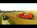 Современное сельское хозяйство Как убирать урожай