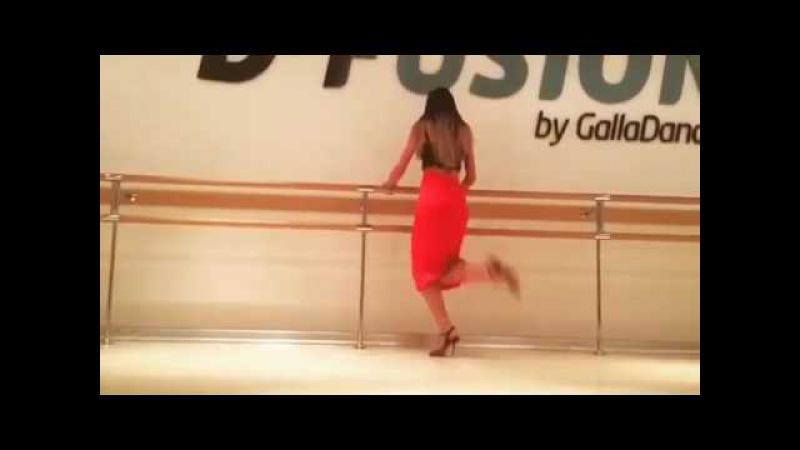 Женские техники танго с Сагдианой Хамзиной в D FUSION 360