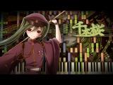 Synthesia Vocaloid  Hatsune Miku - Senbonzakura