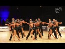 Vera Tyumen Latin Team, RUS | 2016 World Formation Latin | DanceSport Total