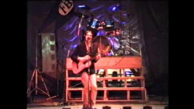 Рок над волной. Музыкальный фестиваль в г. Большой Камень (Приморье), 1991 год