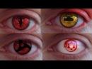 REAL LIFE Anime Eyes 2 (Mangekyou, Jagan, Sennin...)