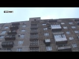 Обстрелом ВСУ контужено двое строителей, занимавшихся восстановлением дома в Куйбышевском районе. 13.03.2017.