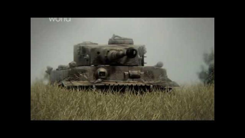 Американское ТВ о Курской битве - часть 2 Южный фронт