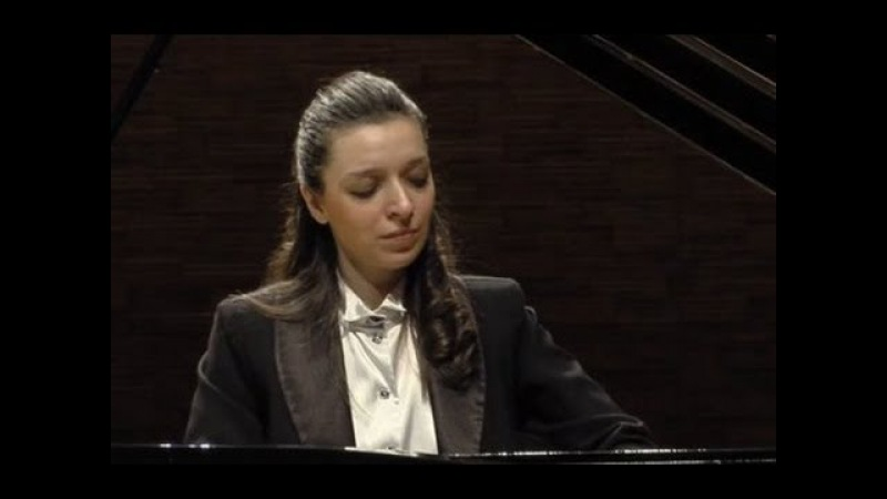 Yulianna Avdeeva - Frederic Chopin Scherzo No 3 in C Sharp Minor, op.39