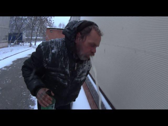 На что готов мужик ради 300 руб / 1,5 Литра пива соревнование
