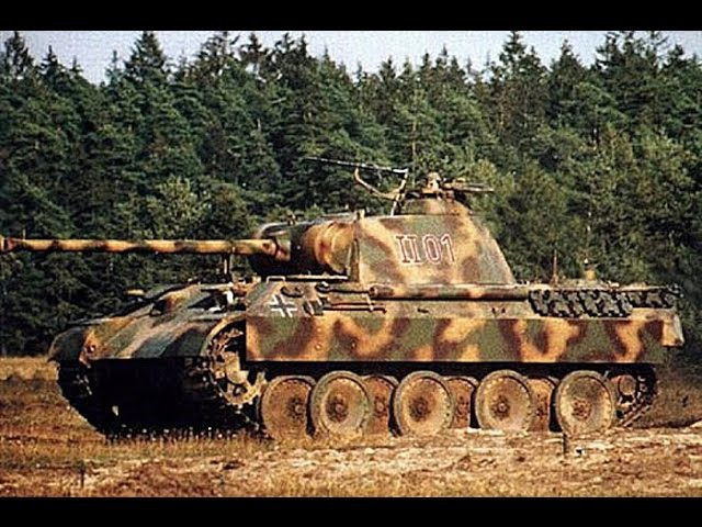 Panther Vs. T-3485-Which was Better (Videos)