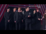[VIDEO] 161116 EXO - Asia Star & Baidu Star & Popularity & Daesang Award @ Asia Artist Awards