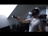 Quark VR сделала HTC Vive беспроводным! Teaser