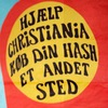 Город Христиания/Christiania (Копенгаген, Дания)