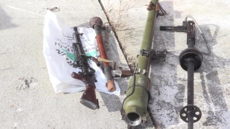 Нацполіція перекрила канал реалізації зброї, боєприпасів та вибухонебезпечних предметів