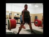становая тяга 280 кг 6 повторов