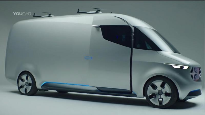 ► Малотоннажный автомобиль будущего