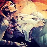 Рисунок профиля (Елена Григорьева)
