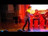 Академия Москва ноябрь 2016 Танцевальный баттл Алена Сидорова во втором круге