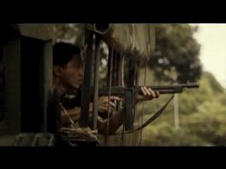 Красное и белое-2: Кровь орла / Merah Putih II - Darah Garuda (2010). Нападение индонезийцев на голландский лагерь