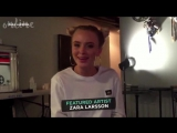 Pick-up Lines_with Zara Larsson (Rus Sub)