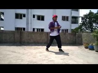 Hiphop-dance-2015- humma humma-by Amit-Indian style-hindi dubstep a.r rehman &25 hf4hs