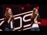 Jacqueline &amp Jeanette - Schwesterherz (Blind Audition III) The Voice Kids 2017
