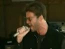 Джордж Майкл на репетиции концерта памяти Фредди Меркьюри