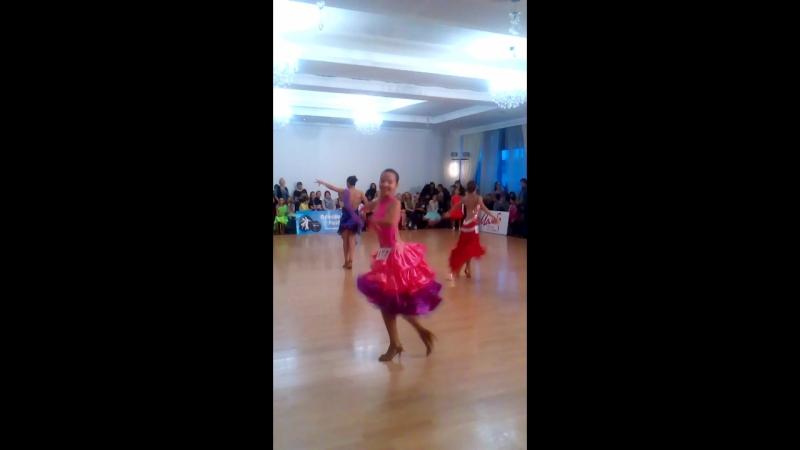 Чемпионат Украины по бальным танцам Джайв