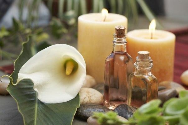 Лечение ногтей эфирными маслами.