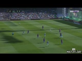 Обзор матча // Реал Бетис 1-1 Барселона // 29.01.17