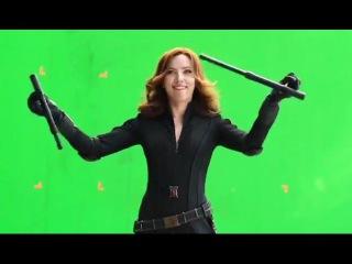 CAPTAIN AMERICA: CIVIL WAR Gag Reel Bloopers & Outtakes (2016) Marvel Movie HD
