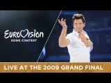 Sakis Rouvas - This Is Our Night (Greece) LIVE 2009 Eurovision Song Contest