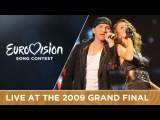 25 Waldo's People - Lose Control (Finland) Live 2009 Eurovision Song Contest