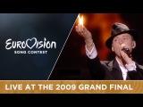 Sasha Son - Love (Lithuania) LIVE 2009 Eurovision Song Contest