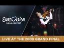 Alexander Rybak Fairytale Norway Live 2009 Eurovision Song Contest