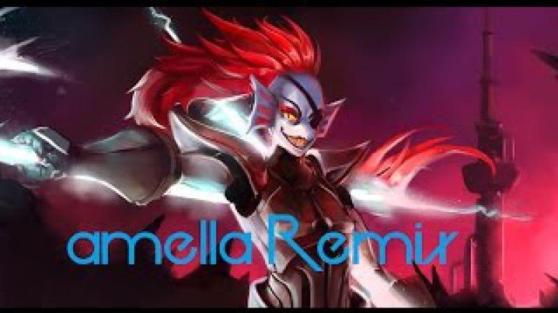 [Undertale] - Battle Against a True Hero (amella Remix)