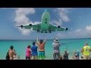 St Maarten Maho Beach ACTION