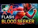 BLOODSEEKER FLASH   MONTAGE DOTA 2