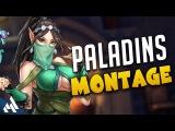 Paladins Montage - #3 (Paladins Funny Moments Gameplay)