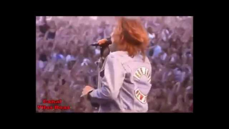 Bon Jovi Livin' on a Prayer Bad Name - Live From London 1995 (FUSION PERFORMANCE)