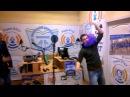 Аццкие танцы  с Гуфи, Мишей и Антоном