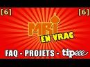 MRI VRAC 6 - F.A.Q, PROJETS TIPEEE