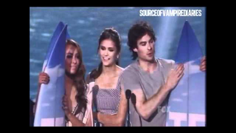 The Vampire Diaries ~ Teen Choice Awards 2011