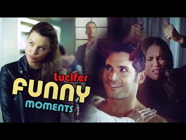 Lucifer Funny Moments Love Handles