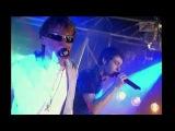 Сергей Васюта и группа Сладкий сон - Черная гроза (клип на сцене)
