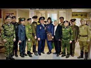 Ветераны ГСВГ из Ижевск в Грахово
