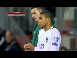 Kylian Mbappe vs Luxembourg HD 1080i (Away) 25/03/2017 by SH10