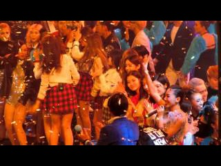 [FULL HD FANCAM] T-ARA DIA ENCORE STAGE IN VIETNAM - 170117 (@tpuyen)
