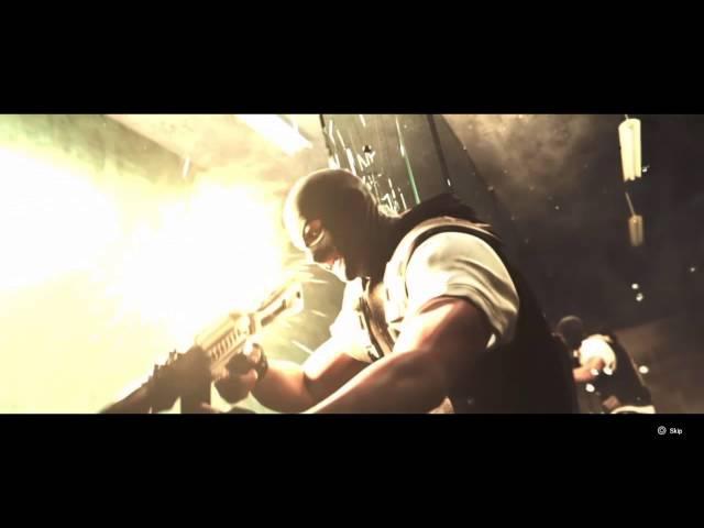Rainbow Six Siege Fuze Operator Video